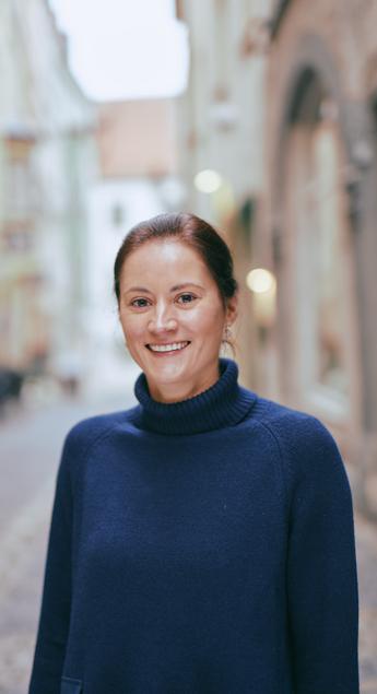 Dr. Maud Ilschner - Zahnärztin in Regensburg